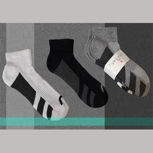 جوراب کف حوله ای مردانه